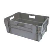 47Ltr Stack & Nest Container 600 x 400 x 240mm