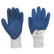 Marigold Industrial N1500 ¾ Nitrile Dipped Glove Large