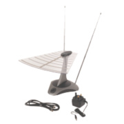 AMPLIFIED HIGH PERFORMANCE INDOOR AERIAL