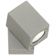 Ranex Gina Grey Wall Light 2.5W