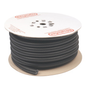 Adaptaflex Liquid Resistant Covered Steel Conduit 25mm x 25m Black