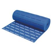 Acoustalay Slatted 'Glue-Through' Foam Underlay 5mm 16.5m² Blue
