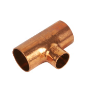 Yorkshire Endex Reduced Tee NS25 22 x 22 x 15mm Pack of 5