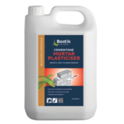 Cementone Cemplas Mortar Plasticiser Dark Brown 5Ltr