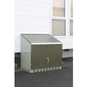 Trimetals Sentinel LP Gas Cylinder Store 1m x 0.6m x 1m