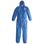3M Disposable Coveralls Blue X Large 48-50