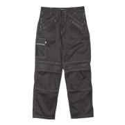 Site Terrier Classic Work Trousers Black 40