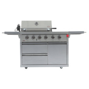 Swiss Grill Z2-460D Zurich 4-Burner Gas Barbecue