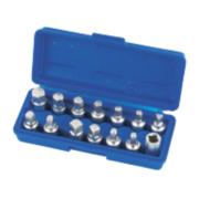 Laser Drain Plug Key Set 14 Pieces