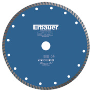Erbauer Turbo Diamond Tile Blade 230 x 25.4mm