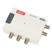 Labgear Compact Aerial Amplifier 1 Input 4 Outputs with Digilink IR Return