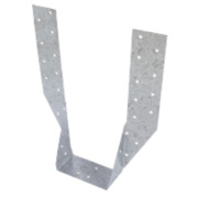 Galvanised Jiffy Hanger 100mm Pack of 10