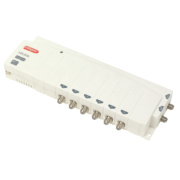 Labgear Mains Powered DigiLink Amplifier 2 Inputs 6 Outputs with IR Return