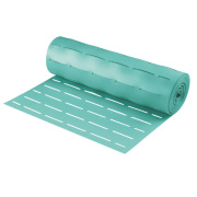 Acoustalay Slatted 'Glue-Through' Foam Underlay 3mm 10m² Green