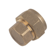 Stop End 15mm Pack of 2