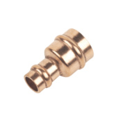 Solder Ring Reducing Coupler 15 x 8mm
