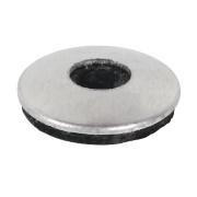 Rawlplug Aluminium Washers M16 x 1.11 x 3mm Pk100