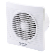 Vent-Axia 150B W Axial Kitchen Extractor Fan