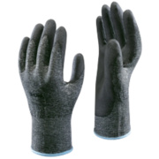 Showa 541 PU Palm Gloves Blue Large