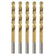 Erbauer Ground HSS Drill Bit 5mm Pack of 5
