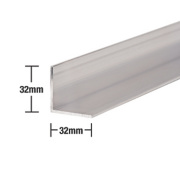 Stormguard Angles Aluminium 32 x 1200 x 32mm Pack of 5