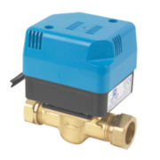 Horstmann Z222 2-Port Motorised Valve