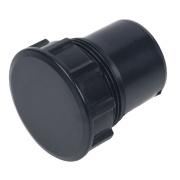 FloPlast Solvent Weld 40mm Access Plug Black Pack of 5