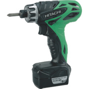 Hitachi DB10DL 10.8V 1.5Ah Li-Ion Cordless Screwdriver