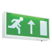 LAP 3 Hour Emergency Lighting LED Exit Up Sign