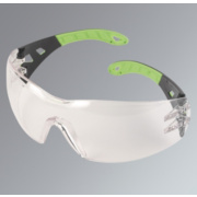 Uvex Pheos Clear Lens Safety Specs Small
