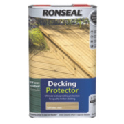 Ronseal Decking Protector Natutral Oak 5Ltr