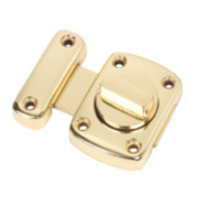 Thumbturn Lock Polished Brass 56mm