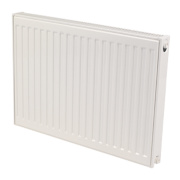 Kudox Premium Type 21 Double Panel Plus Convector Radiator White 600x700mm