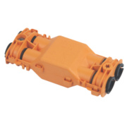 IP68 4-Cable 4-Pole Gel Filled Cable Connector