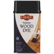 Liberon Water Based Interior Pallette Wood Dye Tudor Oak 250ml