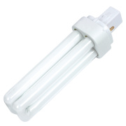 Sylvania Lynx D Compact Fluorescent Lamp G24D 2-Pin 900Lm 13W