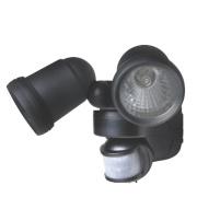 LAP Pro Twin PIR Sensor Controlled Spotlight Graphite 230V W 2500Lm