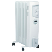 Dimplex OFC2000Ti Oil-Filled Portable Convector Radiator with Timer 2000W