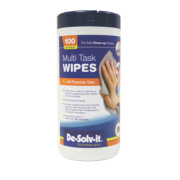 De.Solv.It Multi-Task Wipes Pack of 100