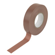 Insulating Tape Brown 19mm x 33m
