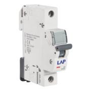 LAP 16A SP Type C Curve MCB