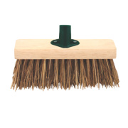 Yard Broom Head & Bracket 13