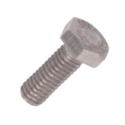Set Screws A2 Stainless Steel M6 x 16mm Pack of 10