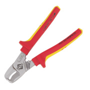 C.K VDE Heavy Duty Cable Cutter 175mm