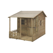Forest Parsley Cottage Playhouse 1.5 x 2 x 1.5m