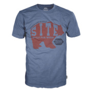 Site Bear T-Shirt Blue Large 42-45