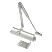 Dorma TS68 Overhead Door Closer Silver