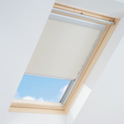 Roof Window Blackout Blind Beige 550 x 980mm