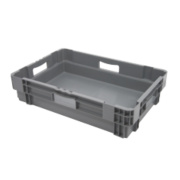 26Ltr Stack & Nest Container 600 x 400 x 140mm