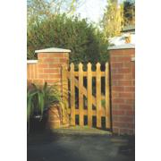 Grange Fencing Palisade Tulip Gate 870 x 900mm